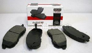 Akebono Disc Brake Pad  Front