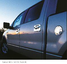 All Sales Fuel Filler Door