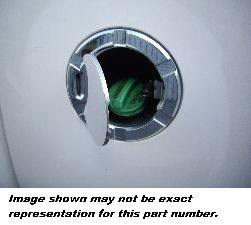 All Sales Fuel Filler Door