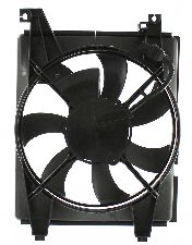 APDI A/C Condenser Fan Assembly