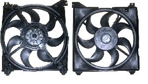 APDI Engine Cooling Fan Assembly