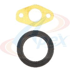 Apex Engine Crankshaft Seal Kit  Front