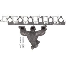 ATP Exhaust Manifold  Front