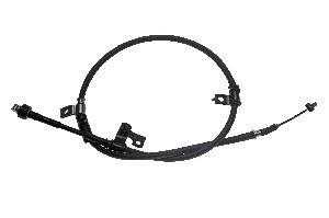 Auto 7 Parking Brake Cable  Rear Left