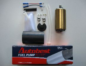 AutoBest Fuel Pump and Strainer Set
