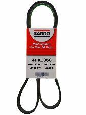 Bando Serpentine Belt  Power Steering and Water Pump