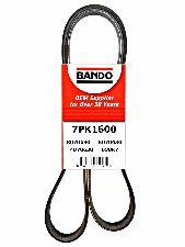 Bando Serpentine Belt  Air Conditioning, Alternator and Vacuum Pump