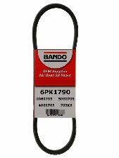 Bando Serpentine Belt  Air Conditioning, Alternator, Power Steering and W