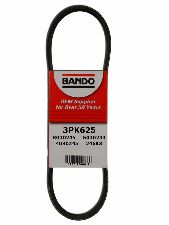 Bando Serpentine Belt  Power Steering and Water Pump