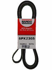 Bando Serpentine Belt  Water Pump, Alternator, Air Conditioning and Power