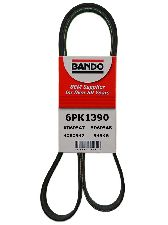 Bando Accessory Drive Belt  Alternator and Water Pump