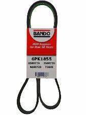 Bando Serpentine Belt  Fan, Water Pump, Generator and Power Steering