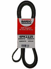 Bando Accessory Drive Belt  Water Pump, Alternator, Air Conditioning and Power