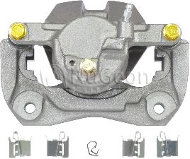 BBB Industries Disc Brake Caliper  Front Right