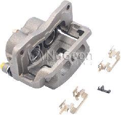 BBB Industries Disc Brake Caliper  Rear Left