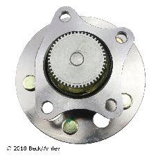 Beck Arnley Wheel Bearing and Hub Assembly  Rear