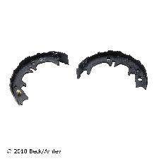 Beck Arnley Parking Brake Shoe  Rear