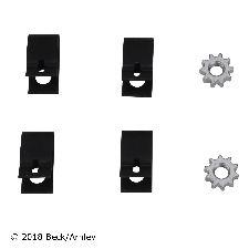 Beck Arnley Parking Brake Hardware Kit