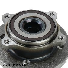 Beck Arnley Wheel Bearing and Hub Assembly  Front