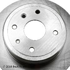 Beck Arnley Disc Brake Rotor  Rear