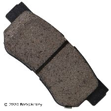 Beck Arnley Disc Brake Pad Set  Rear