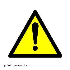 Beck Arnley Suspension Stabilizer Bar Link  Front