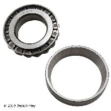 Beck Arnley Differential Bearing  Rear