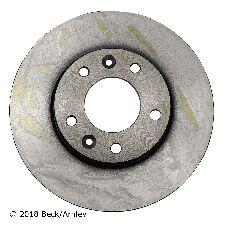 Beck Arnley Disc Brake Rotor  Front