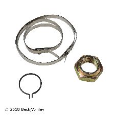 Beck Arnley CV Joint Boot Kit  Front Outer