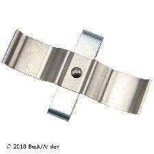 Beck Arnley Disc Brake Hardware Kit  Rear