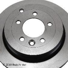 Beck Arnley Disc Brake Rotor  Rear