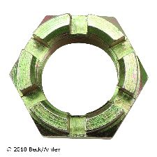 Beck Arnley Axle Nut  Front