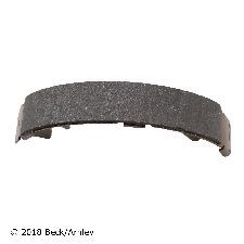 Beck Arnley Parking Brake Shoe  Rear