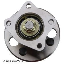 Beck Arnley Wheel Bearing and Hub Assembly  Rear