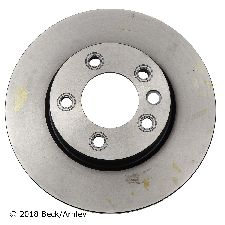 Beck Arnley Disc Brake Rotor  Front Right