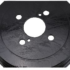 Beck Arnley Brake Drum  Rear