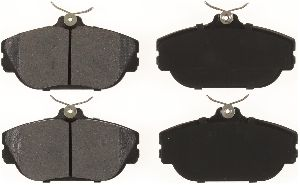Bendix Disc Brake Pad  Front
