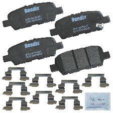 Bendix Disc Brake Pad Set  Rear
