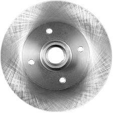 Bendix Disc Brake Rotor and Hub Assembly  Rear