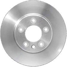 Bendix Disc Brake Rotor  Front Left