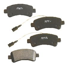 Bendix Disc Brake Pad Set  Rear