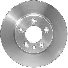 Bendix Disc Brake Rotor  Front Right