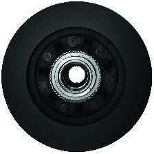Bendix Disc Brake Rotor and Hub Assembly  Front