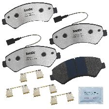Bendix Disc Brake Pad Set  Front