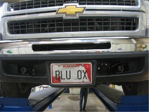 Blue Ox Tow Bar