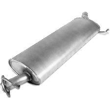 Bosal Exhaust Muffler Assembly  Center