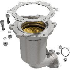 Bosal Catalytic Converter  Front Forward