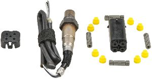 Bosch Oxygen Sensor  Downstream Left