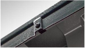 Bushwacker Truck Bed Side Rail Protector