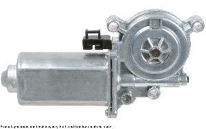 Cardone Power Window Motor  Rear Right